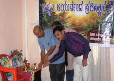 Tadvidya Sambhasha on Vamana 2010 Aug