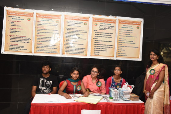 Yodha namana program April 2017 – Ayurcintana